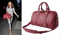 Free/drop shipping Hot Promotion Genuine Leather  Bag Women Cowhide Handbag Bag Totes Bags , ZP23