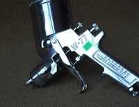Freeshipping anest iwata  manual spray gun paint  w-77  for furniture spray gun for  car