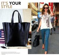 Free/drop shipping Hot Promotion Genuine Leather  Bag Women Cowhide Handbag Bag Totes Bags , ZP18