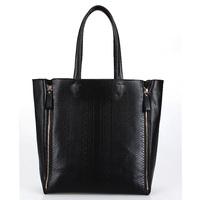 Free/drop shipping Hot Promotion Genuine Leather  Bag Women Cowhide Handbag Bag Totes Bags , ZP25