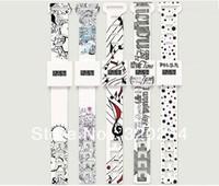 Free shipping Original 1 piece kids SUCK UK Paper watch digital DIY waterproof doodle paper watchband Christmas gift