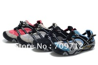Never out of stock! unisex TOP fast dry mesh Wading hiking casual shoes walking shoes climbing shoes summer beach men's sandal
