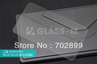 Explosin-proof tempered glass film for samsung I9220/I9228/screen protector/tempered glass film for free shipping