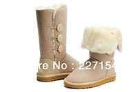 Boys and girls  new fashion casual warm leather high-top sneakers Classic High Shoes Wholesale