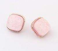 Fashion delicate elegant stud earring of diamonds cxt99117
