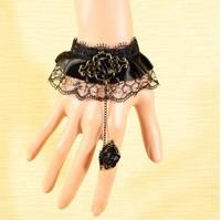Fashion vintage royal bracelet with ring - 6 cxt99052