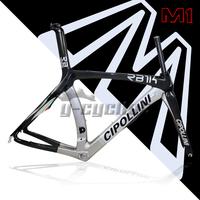 Cipollini RB1000 road bike carbon frame M1 painting,Free shipping, RB1000 racing bike carbon frameset