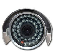 700TVL IR CMOS CCD CCTV Camera Waterproof Outdoor Camera with Anti-Rust Metal Housing, IP66,FRIEE SHIPPING