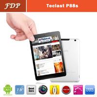 DHL free hot Teclast P88s mini 7.9 inch quad core  tablet pc Android 4.2 mini pad  Allwinner A31s Dual Camera WIFI HDMI  mid