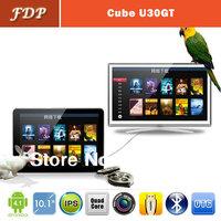 DHL free  popular Cube U30GT tablet pc  android 4.1 10.1 Inch dual core 1.8GHz 1GB 16GB mid Bluetooth HDMI Dual camera WIFI