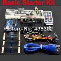 Robotale Basic Starter Learning Kit for Arduino Basics Freeshipping Dropshipping