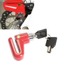 Anti-theft Disk Brake Rotor Lock for Scooter Bike Bicycle Motorcycle H1E1