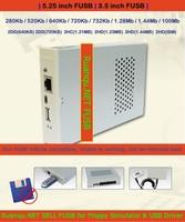 Fusb Simulator Floppy for SODICK EDM machine (NEC computer), CNC Drilling Machine, USB Emulator Manufacturers