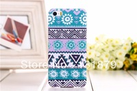 New Aztec Tribal Tribe Pattern Retro Vintage Hard Case Cover for iPhone 5 5S 5G Free shipping Wholesale 100pcs lot