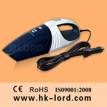 12V 75W Mini Electric Vacuum Cleaner Hot Sale