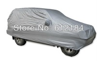 SUV Universal Car Covers Anti UV Rain Snow Resistant Waterproof Outdoor Car Cover S-XXL size