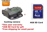 New! wildlife trail camera with SD Card thermal imager m330A hunting equipment one year warranty