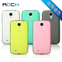 Rock  for SAMSUNG   s4 i9500 phone case mobile phone case i9500 silica gel sets galaxy s4 protective case