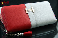 Promotion!NEW Popular Quality Nice PU wallet / Unqiue design wallet/Top grade ladies wallet /Free Shipping N1106-87