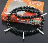Beads inuyasha necklace inuyasha cos necklace inuyasha rosary   C872