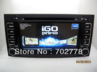 "Wayfeng Hot Selling  7"" VW Touareg Car DVD GPS with Radio Canbus Ipod TV++Free map with 4G Card"