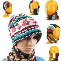 2013 magicaf bandanas muffler scarf autumn and winter thermal supplies cap multi purpose
