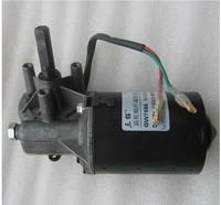 GW7085 mirco Turbine worm shaft  decelerate DC Motor motor 12V 40r/min