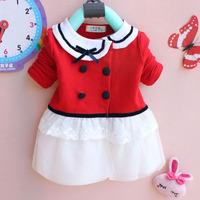 Wholesale New 2015 Autumn Baby Clothing casaco infantil menina Children Coat Baby Girls Jacket baby Coat Children Outerwear