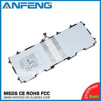 4000mAh100% Genuine Original Galaxy Tab P7510 P5100 P7500 GT-P6200 Tablet Battery Batterie Bateria Batterij Accumulator AKKU PIL