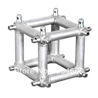 Six Way Corner Jointn for spigot roof truss system