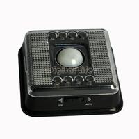 4PCS/LOT Night light,Emergency Lights,Wireless Infrared 8 LED PIR Light Lamp Auto Sensor Motion Detector Wholesale TK0036
