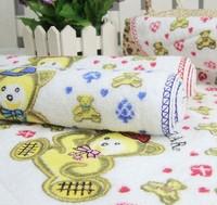 Free shipping 50*25cm 5pcs/lot  50g/pcs Quality Cotton 100% cotton towel for children towels wholesale Face Towels