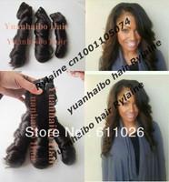 top quality 5a grade 2# cambodian virgin human hair funmi curly human hair 3bundles/lot free shipping
