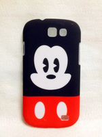 New plastic cartoon Mickey hard back case cover fit for Samsung Galaxy Express I8730 I437 protector hard shell