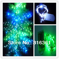 Christmas LED STRING LIGHT muti-color 5meter led string light free shipping;