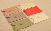 EN003 11*17cm Pearlized Envelope with Heart Shape for Wedding Invitation/ Card Packing/ Wedding Decoration 4 Colors Available