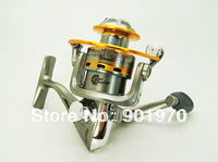 Top quantity ST3000A  6BB  5.1:1  spinning fishing reel.  Free shipping 1pcs