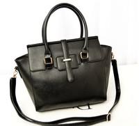 JY172 Free shipping Womens PU Leather Rivet Crossbody Shoulder Bag  Handbag Messenger Satchel Medium Casual Clutch bag ,