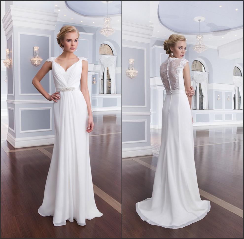 Платья невесты для неторжественной регистрации