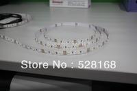 free shipping 5M x 120led/M DC 12V flexibled led strip light SMD3528LED Flexible Strip Single Color  decorative tape light