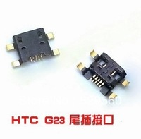 100% Original USED USB charging connector Port  For HTC  one x g23 s720e 10PCS/lot Free shipping