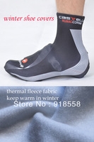 Free shipping 2013 black line castelli winter thermal cycling shoes covers thermal fleece cycling shoes covers all in stock
