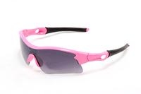 Radar Pitch Sunglasses Pink Frame Black Lens brand new  men& women's  most popular eyewear  glasses freeshipping !