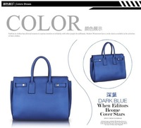 ZP34 Hot Selling Designer Handbags High Quality Messenger women handbags shoulder genuine leather handbag ,2013 FREE Shipping