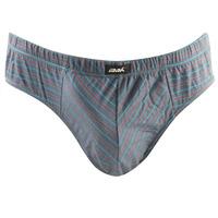 Mnk 9867 male 100% cotton u briefs panties male