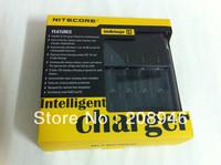 Nitecore I4 battery charger wholesale with US/EU plug for option free shipping