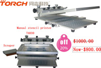 Manual stencil  printer /SMT screen printer /PCB board printer / PCBA machines / solder paste printer
