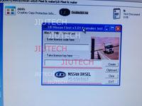 2013 Nissan UD V3.01 Keygen for Nissan Truck Diagnositc soft