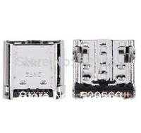 100% Original USB charging connector Port For Samsung  p5200 i9200  10PCS/lot Free shipping