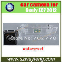 car waterproof camera for GEELY EC7 2012  Car rear view camera for GEELY EC7 Free shipping!!!
